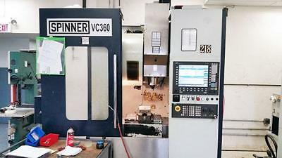 Spinner VC-360 - 2009 - 15,000 RPM