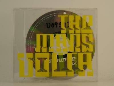 THE MARS VOLTA,INERTIATIC ESP,VG/G,1 Track, Promotional CD Single, Picture Sleev