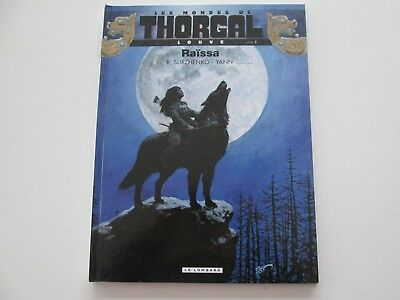Thorgal Mondes De Thorgal Tbe Louve Raissa Reedition