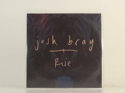 JOSH BRAY,RISE,EX/EX,2 Track, Promotional CD Single, Picture Sleeve,NEWTIDE RECO