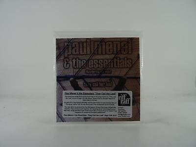 PAUL MENEL & THE ESSENTIALS,THEY CALL HER LEAF,EX/EX,1 Track, Promotional CD Sin