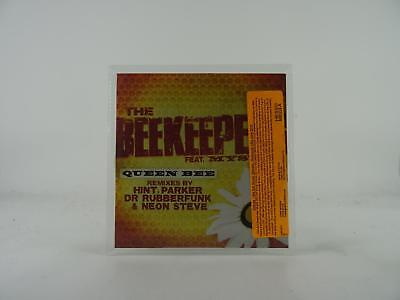 THE BEEKEEPERS FT. MYSTRO,QUEEN BEE,EX/EX,8 Track, Promotional CD Single, Pictur