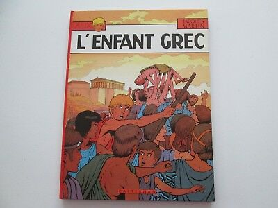 Alix Eo1980 L'enfant Grec Tbe Edition Originale