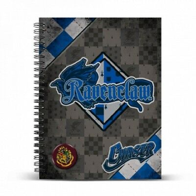 Quaderno A5 Harry Potter - Ravenclaw