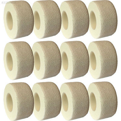 8CF5 Self Adhesive Bandage Elastic Sports Wrist Hand Tape Strap First Aid White