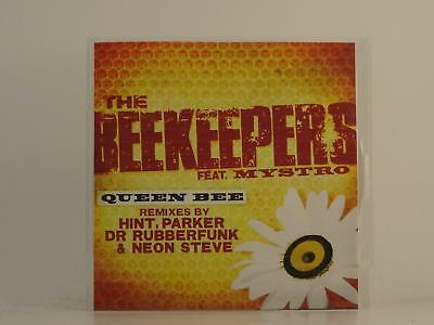THE BEEKEEPERS FT MYSTRO,QUEEN BEE,EX/EX,8 Track, Promotional CD Single, Picture