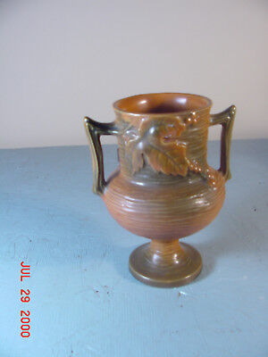 Roseville Bushberry Vase No. 156-6