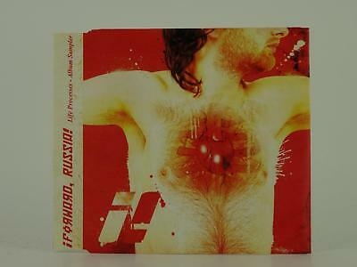 FORWARD, RUSSIA!,WELCOME TO THE MOMENT,EX/EX,4 Track, Promotional CD Single, Pic