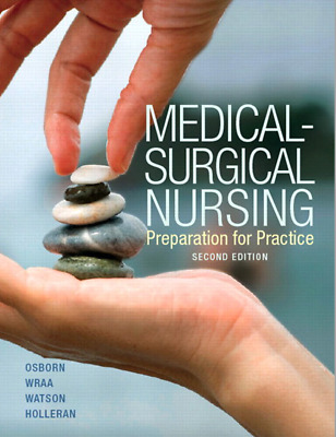 PDF: Medical-Surgical Nursing: Preparation for Practice 2nd Edition (Download)