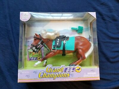 Grand Champions Mare Collection 50090 Horse Play Set Brand new!!