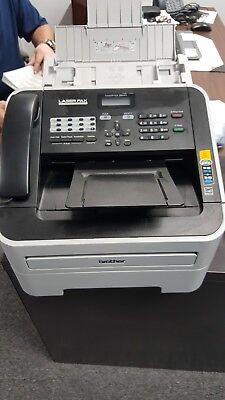 Brother Multi-Function Fax, Scanner, and Printer Model # FAX-2840