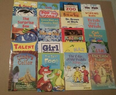 Lot of 134 Harcourt Books Home School SEE PICTURES