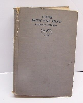 Gone With The Wind, 1937 Edition