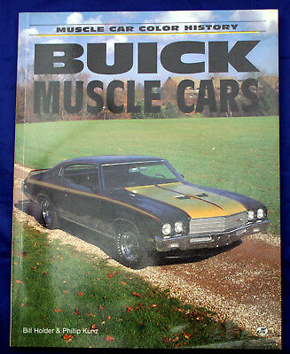 BUICK MUSCLE CARS: MUSCLE CAR COLOR HISTORY Holder Kunz 1996 MBI Wildcat Reatta