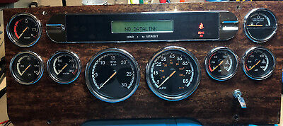 2004 FREIGHTLINER CASCADIA Used Dashboard Instrument Cluster