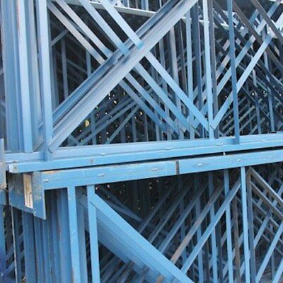 Structural Pallet Racking Package (Various Sizes) for Sale
