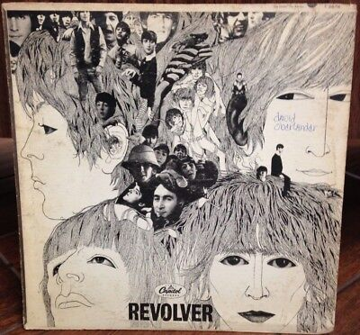 The Beatles - Revolver Vinyl Lp 1966
