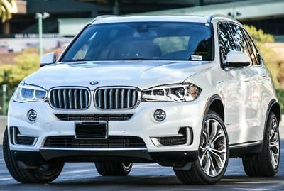 2018 X5 xDrive40e iPerformance Sport Utility 4D White BMW X5 with 2,129 Miles available now!