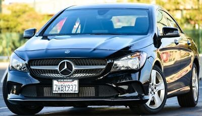 2018 Mercedes-Benz CLA-Class CLA 250 Coupe 4D 2018 Mercedes-Benz CLA for sale!