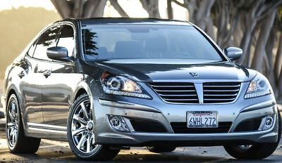 2012 Equus Signature Sedan 4D Grey Hyundai Equus with 69,375 Miles available now!