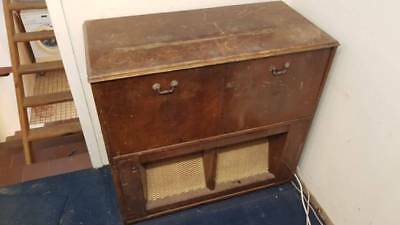 Antique Record Player - Radiogram