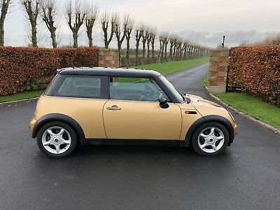Mini Cooper Only 76K Half Leather Private Plate Included In Sale Stunning Car