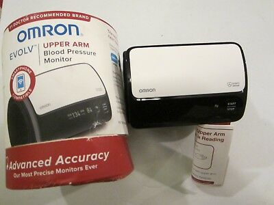 Omron BP7000 EVOLV Wireless Upper Arm Blood Pressure Monitor - Very Good