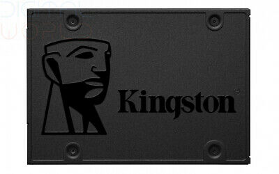 Kingston Technology SA400S37/480G SSD A400 480 GB Solid State Drive (2.5...