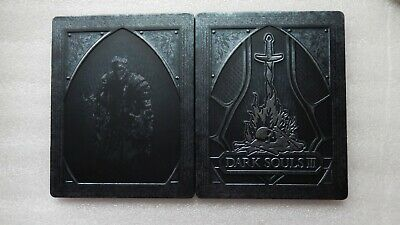 Dark Souls III (3) Steelbook ONLY PS4/XBOX ONE (PLEASE READ, NO GAME)