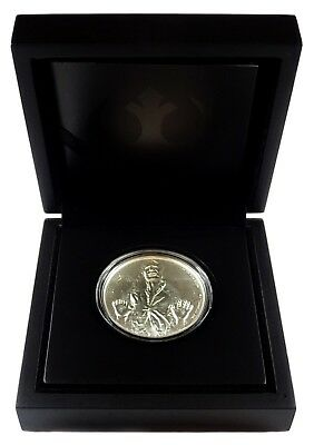 AUC0622 2016 Star Wars Han Solo 1 oz Silver Coin in Gift Box with COA