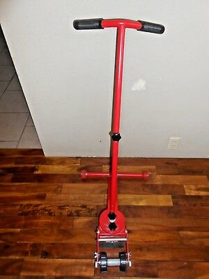 Floor Tape Applicator TPA-20 Vestil Deluxe Circular & straight line