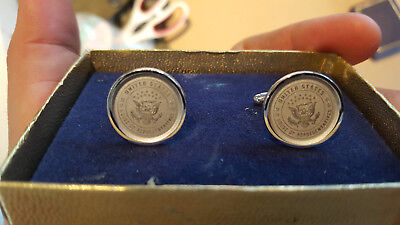 United States House of Representatives Cufflinks with Box