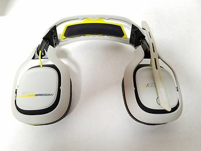 Astro A50 Wireless 5.8GHz Over‑Ear 7.1 Headset for PS4/PC - White