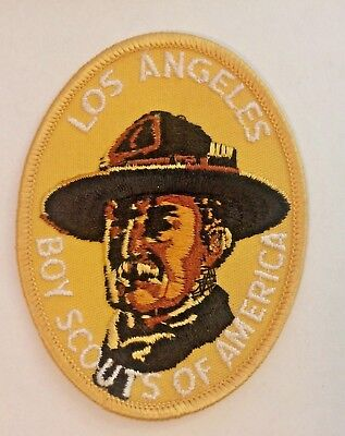 Los Angeles Baden Powell Boy Scouts Of America Patch