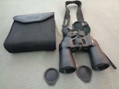 Nikon Action 10x50 6.5 Degree Rubber Coated Binoculars in Soft Case
