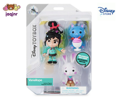 VANELLOPE Ralph Breaks The Internet - Disney Store Toybox Action Figure - 3.5""