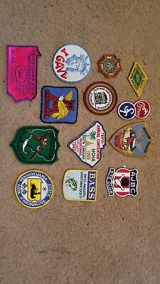 Group of Vintage Patches