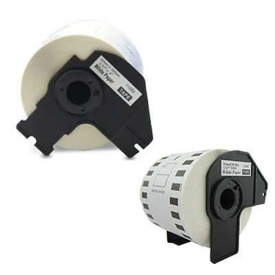Compatible with Brother DK-11202 DK-22205 White Label for QL-1060 QL-1050 QL-570