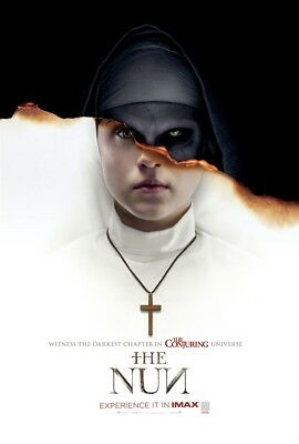 The Nun (New,2018,dvd,release) The Scariest Conjuring Yet...free Shipping...