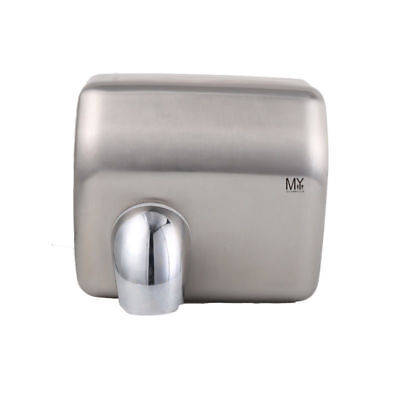 Mywashroom Commercial Automatic Stainless Steel Hand Dryer