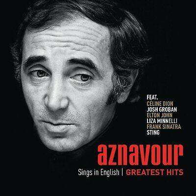 Charles Aznavour - Sings In English: Greatest Hits - Cd - New