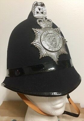 Police British Thames Valley Police Extremely Rare and Obsolete Hard to Find Hat
