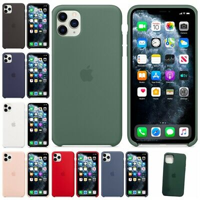 NEU ORIGINAL APPLE Silikon Schutzhülle iPhone X 6s 7 8 Plus silicone case Hülle