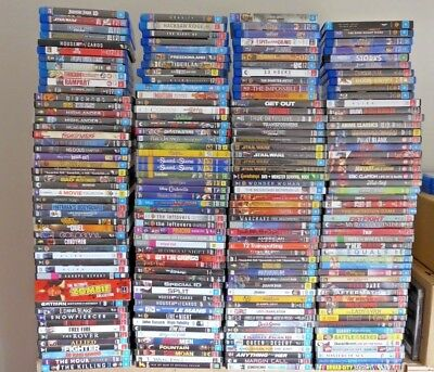 DECEMBER X-MAS SALE! *200* Movies & TV shows on DVD/Blu-ray VGC - See list