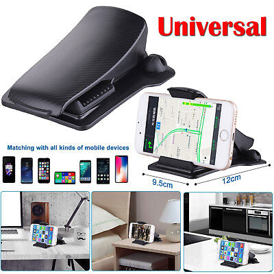 Universal Car Dashboard Mount Holder Stand Clip Cradle for Mobile Phones GPS