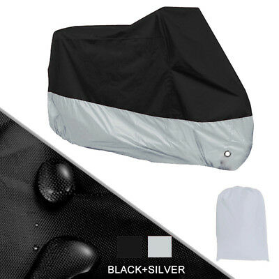 Waterproof Motorbike Scooter Dustproof Cover All Weather Protection Shelter Hot