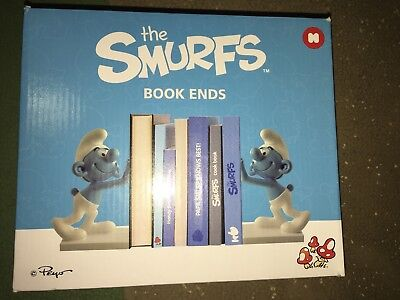 The Smurfs Book Ends
