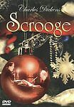 Scrooge (1935) and A Christmas Carol (1954) rare OOP - BRAND NEW DVD free S&H?