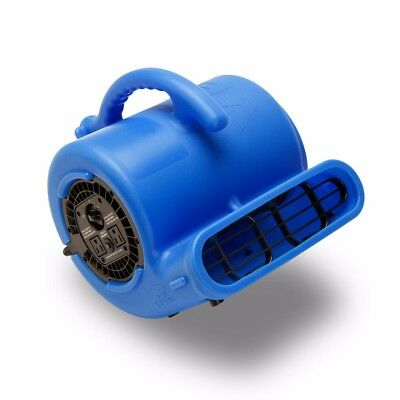 B-Air VP-20 1/5 HP Air Mover for Water Damage Restoration, Floor Blower Fan