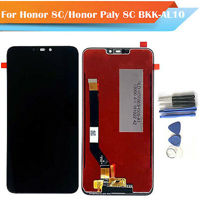For Huawei Honor 8C / Paly 8C BKK-AL10 LCD Display Touch Screen Digitizer +Tool